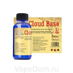 Основа Cloud Base 100ml (VG/PG:70/30) (1.5Mg)