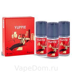 Жидкость Steam City YUPPIE (6mg)