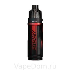 Voopoo ARGUS Pod Pro 80W (Litchi Leather & Red)