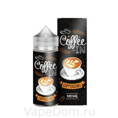 Жидкость Red Smokers COFFEE-IN Cappuccino 120мл
