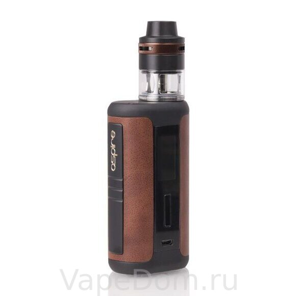 Стартовый набор Aspire Speeder Revvo Kit 200W (Black)