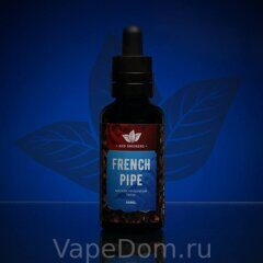 Жидкость Red Smokers French Pipe 50ml, 3мг