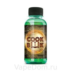 Основа CooK Book 100мл (VG/PG:70/30, Никотин Merck) (0Mg)