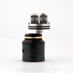 Дрипка Augvape Twisted Messes Occula RDA Black