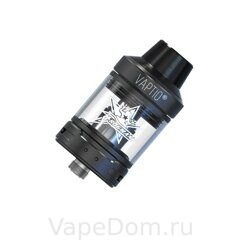 Клиромайзер Vaptio Frogman tank 5ml Black