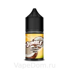 Жидкость Jumble Salt Melon Coconut Milk 30 мл 20мг