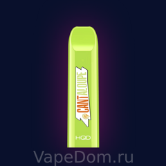 HQD V2 Disposable Pod Device CANTALOUPE 50 мг 1шт.