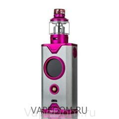 Стартовый набор Sigelei Shikra Pink Stainless Kit