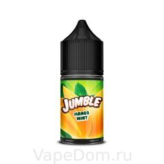 Жидкость Jumble Salt Mango Mint 30мл 20мг