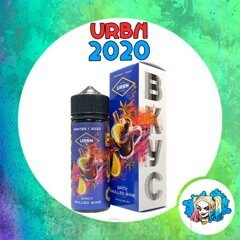 URBN 2020 (95ml)   Spicy Mulled Wine (0мг)