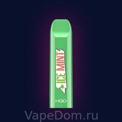 HQD V2 Disposable Pod Device ICE MINT 50 мг 1шт.
