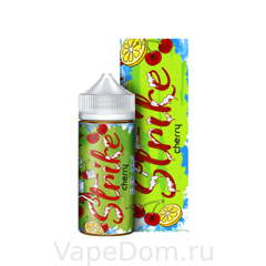 Жидкость Red Smokers STRIKE - CHERRY ICE LEMONADE, 120мл, 3мг