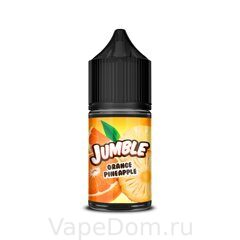 Жидкость Jumble Salt Orange Pineapple 30 мл 20мг