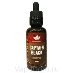 Жидкость Red Smokers Captain Black 50ml, 3мг