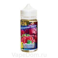 Жидкость Dream Team MALAYSIAN DREAM - Raspberry Sorbet  (Малиновый сорбет) 30ml 20mg