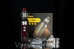 Стартовый набор OBS Cube X 80W VW Kit with Cube X Mesh Tank