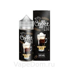 Жидкость Red Smokers COFFEE-IN LATTE 120мл