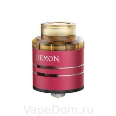 Дрипка VooPoo Demon RDA (Rose Red)