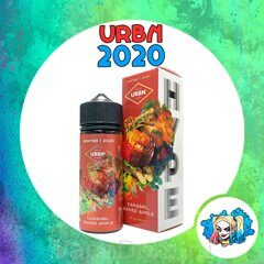 URBN 2020 (95ml)  Caramel Baked Apple (0мг)