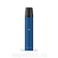 Relx AIO Disposable POD Starter Kit - 350mAh, Blue